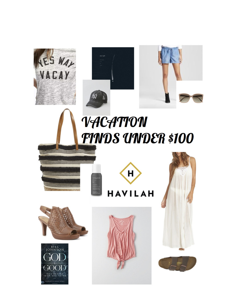 Vacation Finds - Blog